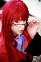 Karin Cosplay - Glasses by diriagoly