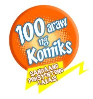 100 days of komiks by Dinuguan