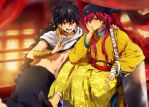 Magi - the new emperor :P by nuriko-kun