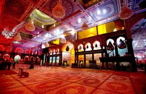 Imam Hussain-a, Karbala by Twelfth-star