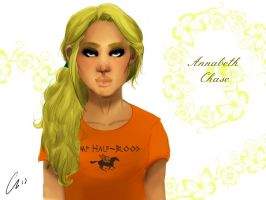 Annabeth Chase by AreLei