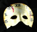 Tempus Frangit Mask by TormentedArtifacts