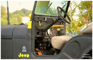 Jeep Interior by TheMan268