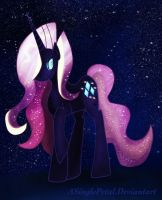 .: Distance - Nightmare Rarity :. by ASinglePetal