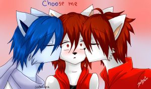 key,mei y meito-choose me by bachadark93