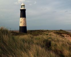 Spurn Lighthouse by desdenova71
