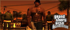 Contest: GTA San Andreas banner by knorberthu
