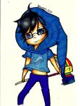 John Egbert god teir by TravelersDaughter