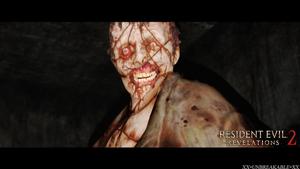 Afflicted Resident Evil Revelations 2 by xx-unbreakable-xx