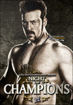 Night Of Champions 2012 Poster by CVFX