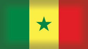 Senegal by Xumarov