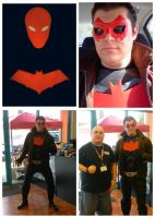 Red Hood's day out! by Cadmus130