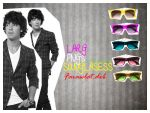 PNG Sunglasess . Stickers by Farawlat-dxb