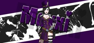 Mad Moxxi by 404-error