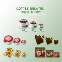 Coffee Break Icons Contest by Hairac