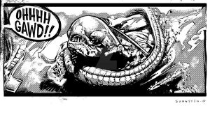 Alien 3 by Tony Shasteen by AshcanAllstars