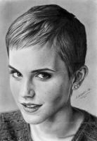 Emma Watson HD Portrait by Angelstorm-82