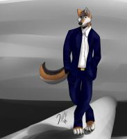 Sometimes Suits Are Nice by JadSMor