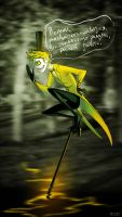 Bill Cipher by Seless