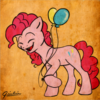 Happy Pinkie by breathly