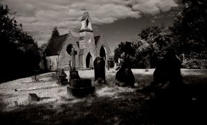Putney Lower Cemetery III by only-melancholy