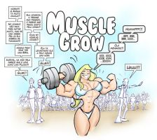 Muscle Grow 05 by MUS1969