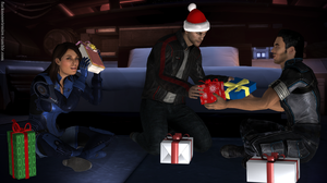Holiday Special, 3: Presents by Forever-in-a-Day