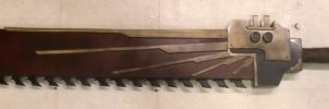 Finished Chainsword by FabricatorDjinn