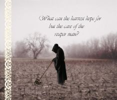 Care of the Reaper Man by violinsane