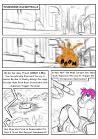Fighting Tournament Audition Page 1 by DigiDayDreamer