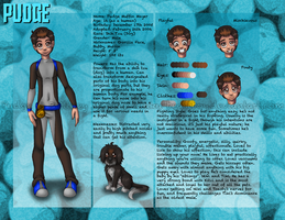 Pudge Character Sheet by BrittyDee