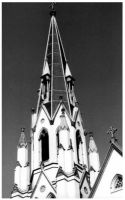 Steeple in the Sky by Anti-conformity
