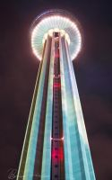 Tower of the Americas by DRunkCoWBoy69
