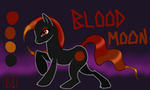 Blood Moon by OneLifeRemaining