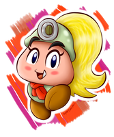 AT: The smart Goomba girl by SuperLakitu