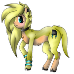 . My Pony . by BlondeFoxxx