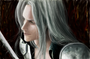 sephiroth by ultraseven81