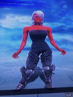 Third soul Calibur creation by LoveforJayy