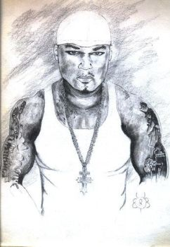 50 CENT by robbyiodized