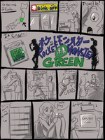 Pocket Monsters Green Page 1 by jadethestone