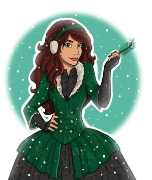 Whimsy me 2.0 Holiday by miss-lys