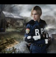 Leon S. Kennedy by kaikun2236
