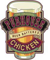 Pub House Beer label by Stacey1mb