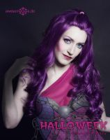 Haunted Spectra (Halloween Countdown) by awesomePhotoDe