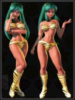 -Double Lum- by ken1171