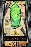 pony tarot - the hanged man by Dekiel00