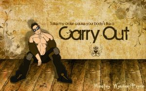 Wesley is a carry out. by Adder24