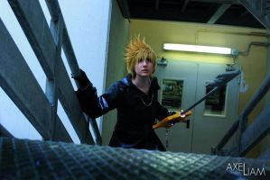 Roxas XIII  Escape by Floreshiry