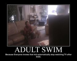 Adult Swim -demotivation- by Dragunov-EX