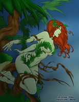 Poison Ivy by Kitty-goes-rawr